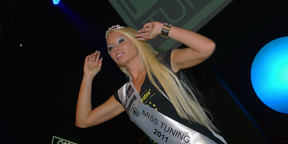 Tuning World Bodensee 2011 - Miss Tuning 2011