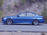 BMW M5 F10 - 4.4l, V8 32V Twin Turbo - Emotion pur - sexy Blechkleid - Fahrspass